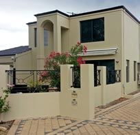 Town houses exterior  and interior painting, Balcatta
